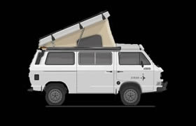 Westfalia VW T3 campervan